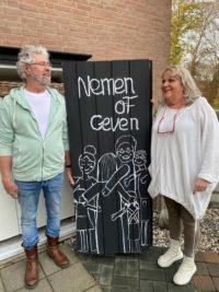 'NEMEN OF GEVEN' - WILLY & JAAP VAN DRONGELEN